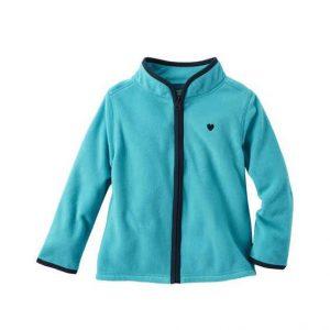 Bluza de frio com zip