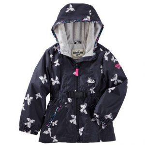 Blusa de frio preto com borboletas